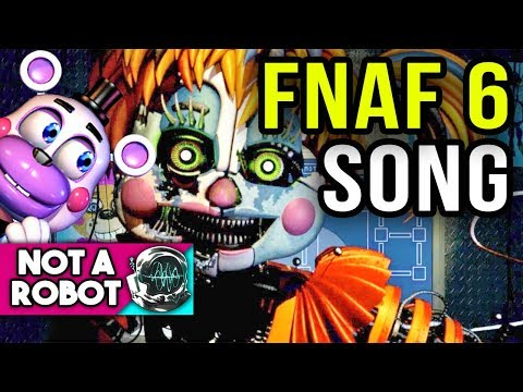 "FNAF 6 SONG ""Going Down in Flames"" by Not a Robot [Vocaloid Original]"