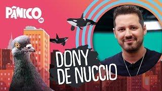 Dony de Nuccio - PÂNICO - 28/01/2020 - AO VIVO