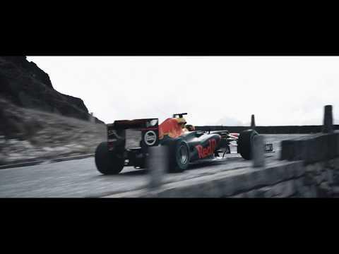 Sébastien Buemi, 2017, The Pass - Twisting Roads - Red Bull version