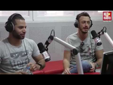 SAAD LAMJARRED ET DJ VAN DANS LE MORNING DE MOMO SUR HIT RADIO - 07/04/14