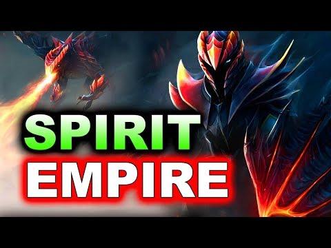 EMPIRE vs SPIRIT - GRAND FINAL - CRYPTO MASTERS DOTA 2