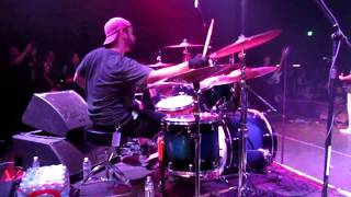 STRUNG OUT - King Alvarez - Drum Cam | The Observatory