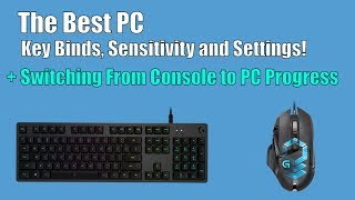 fortnite mouse sensitivity settings guide pc - TH-Clip