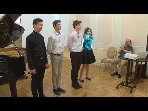 Vízizene - Mindentudás Zeneszalon: Tehetségmustra - video preview image