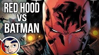 Red Hood Vs Batman... Rebirth Finale...   Complete Story | Comicstorian