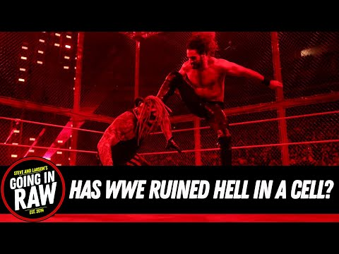 Has WWE Ruined Hell In A Cell? Going In Raw Mat Chat