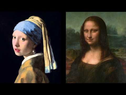 Johannes Vermeer Girl with a Pearl Earring video
