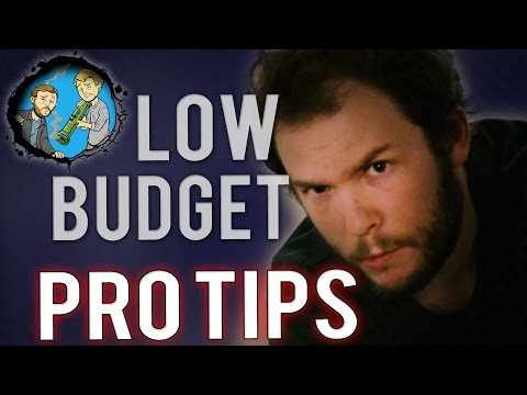 Low Budget Pro Tips!