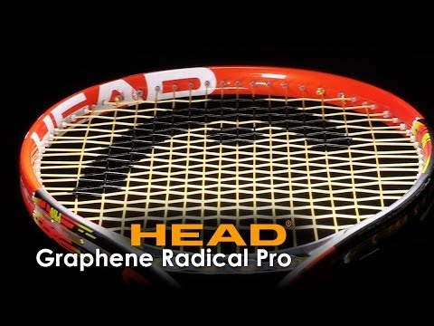 Head Graphene Radical Pro (Andy Murray) Racquet Review