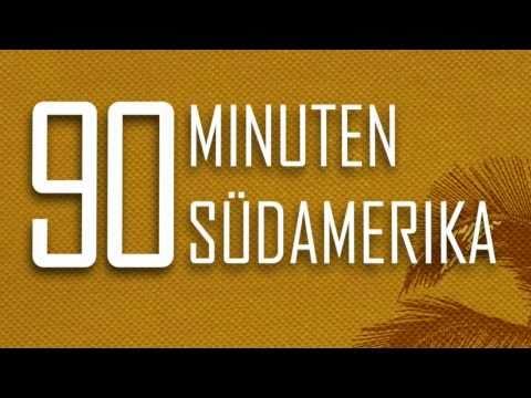 """Fußballbuch """"90 Minuten Südamerika"""" von Mark Scheppert (Fußball-WM 2014 in Brasilien)"""