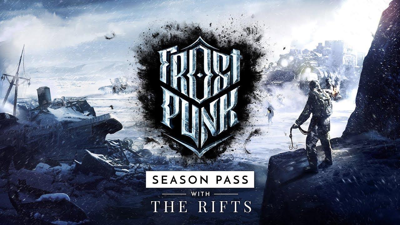Arriva la prima grande espansione per FrostPunk, The Rifts e il Pass Stagionale