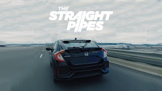 2017 Honda Civic LX Hatch Manual Turbo Review - Yuri and Jakub Go For a Drive