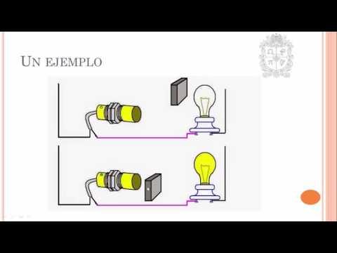 sensor capacitivo de proximidad