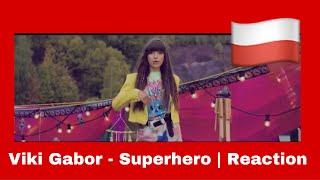 Viki Gabor   Superhero (Junior Eurovision Poland)   Reaction