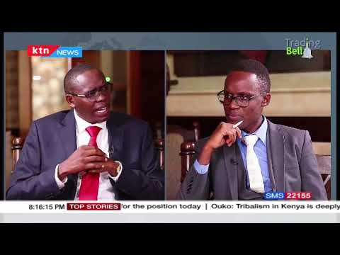 Trading Bell: Optiven CEO George Wachiuri recounts Optiven's entry into real estate | Part Two