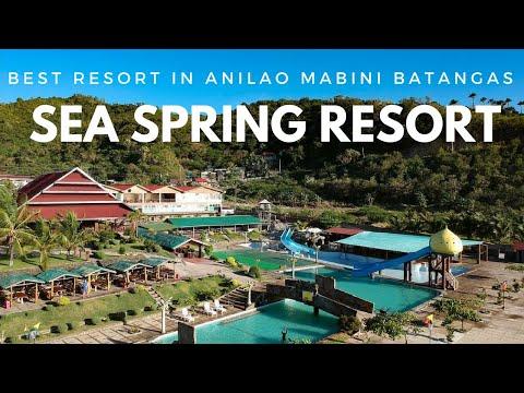 Sea's Spring Resort Anilao Batangas