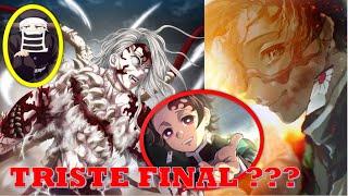 Muzan Kibutsuji  - (Demon Slayer: Kimetsu no Yaiba) - EL FINAL de MUZAN    El SACRIFICIO de TANJIRO    199 Kimetsu no Yaiba