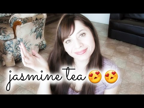 Video Jasmine Tea Benefits | NOURISHING & DIVINE!
