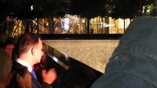 Andrzej Duda w Nowym Jorku Ground Zero