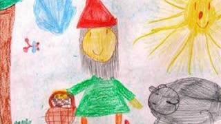 Domowe Przedszkole - Kolorowe Kredki