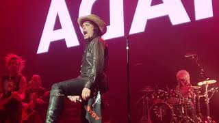 """Adam Ant: """"Friend or Foe-2/2"""" & """"Antmusic"""" & """"Room at the Top"""" Vegas. Anthems USA Tour- 7.25.18"""