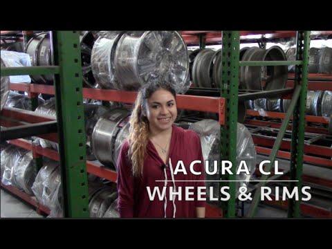 Factory Original Acura CL Wheels & Acura CL Rims – OriginalWheels.com