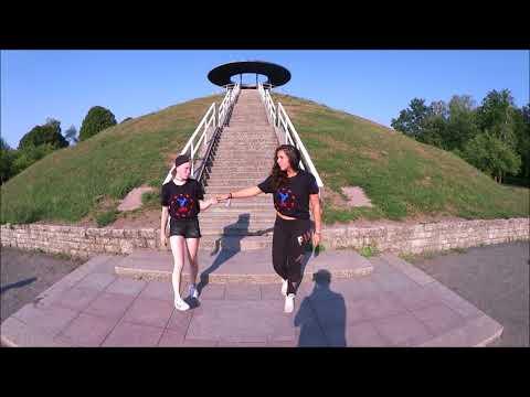 """1. Platz """"Musik"""":  8 Tänzer*innen der DanceMasters DanceSchool, Berlin, 14-18 Jahre"""