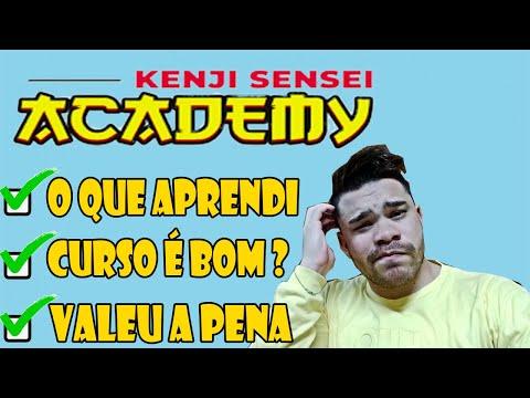 O que aprender no curso kenji sensei academy vale a pena? kenji sensei academy  bom ?