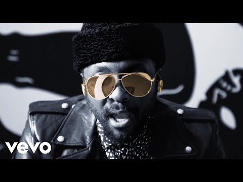 The Black Eyed Peas - DOPENESS ft. CL