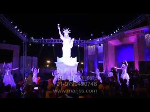 Fiber Statue of Liberty