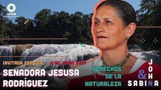 John y Sabina - Derechos de la naturaleza (Jesusa Rodríguez)