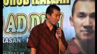5 Ust Felix Masjid Ad Diin Mangli Kuwarasan Kebumen