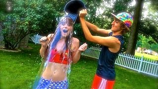 preview picture of video 'Monroe Comic Con Ice Bucket Challenge!'