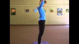 How to do a Yoga Backbend