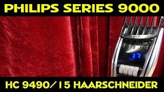 """""""PHILIPS HAARSCHNEIDER HC 9490/15"""" -Rasieren in Millimeter Schritten (1 - 42)"""