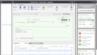 QuickTips™: Voiding vs Deleting Checks by QuickBooks® Made Easy™
