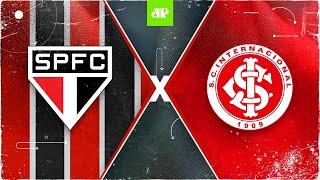 São Paulo 1 x 5 Internacional – 20/01/2021 – Brasileirão