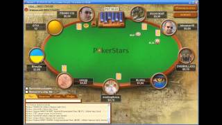 Процедура игры в покер (техасский холдем)