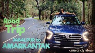 Jabalpur to Amarkantak Roadtrip ft. 2020 Hyundai Creta SXO IVT Petrol 1.5
