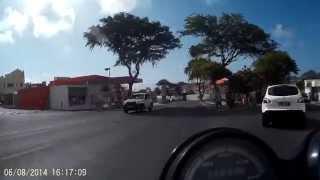preview picture of video 'Passeio de Mota - Mindelo'
