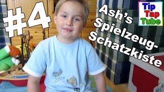 Ash's Spielzeug - Schatzkiste #4 mit viel Playmobil und mehr - Kanal für Kinder / Kinderkanal