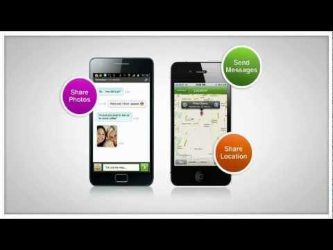Vídeo do ICQ Messenger conversas grátis