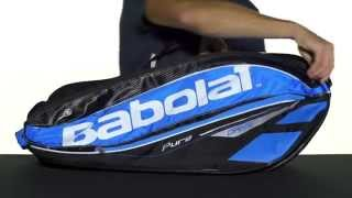 Babolat Pure Drive Racket Holder x 9 video