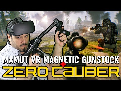 Zero Caliber VR Demo on the Oculus Rift - смотреть онлайн на Hah Life