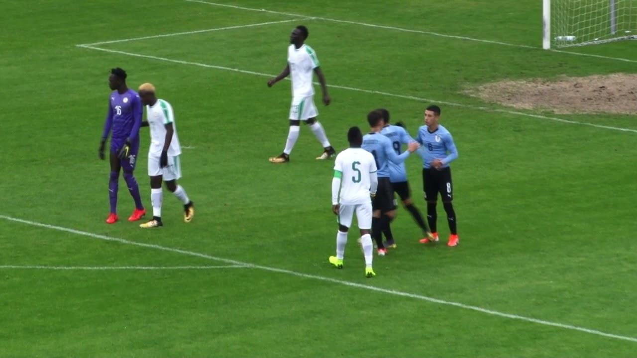 Amistoso | Senegal 1 - 2 Uruguay