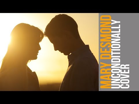 Katy Perry - Unconditionally (Official Music Video Cover) Mary Desmond
