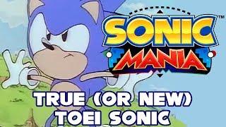 True (or New) Toei Sonic - Gameplay
