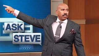 Ask Steve: You want to keep your job?! || STEVE HARVEY