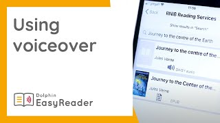 Getting Started with RNIB Reading Services, with Voiceover and EasyReader