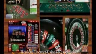 Roulette Internet-Casino Kesselgucker In 5 Casinos Live In Action SelMcKenzie Selzer-McKenzie